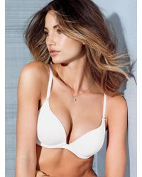 Victoria's Secret W Pushup Bra - Lyst