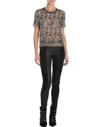 Isabel Marant Owen Top - Lyst