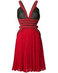 Jason Wu Beaded Strap Dress - Lyst