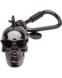 Paul Smith Skull Keychain - Lyst