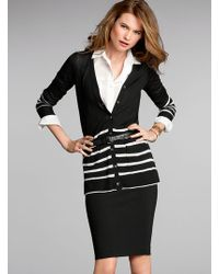 Victoria's Secret Pencil Skirt in Ponte - Lyst