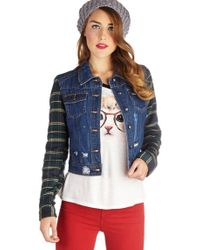 ModCloth Kick It Casually Jacket - Lyst