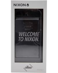Nixon Carded Iphone 5 Case - Lyst