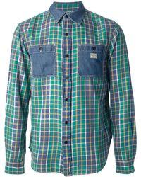 Ralph Lauren Check Shirt - Lyst