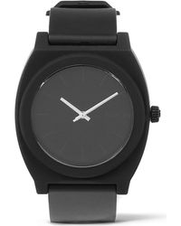 Nixon Time Teller Moulded Watch - Lyst