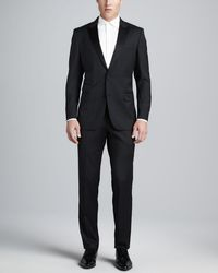 Boss by Hugo Boss Howellglare Shawlcollar Tuxedo Black - Lyst