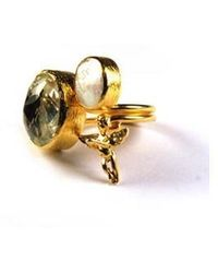 Toosis The Angel Ring - Lyst