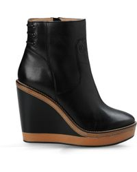 Armani Jeans - Ankle Boots - Lyst