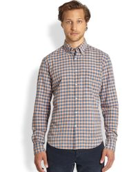 Gant Rugger Madras Shirt - Lyst