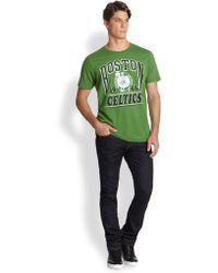 Junk Food - Celtics Champion Tshirt - Lyst