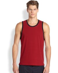 Number:lab Tank Top - Lyst