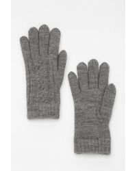Urban Outfitters - Cable Plushlined Glove - Lyst