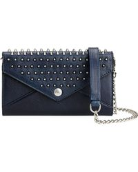 Rebecca Minkoff Wallet On A Chain - Lyst