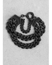 & Other Stories - Metal Chain Bracelet - Lyst