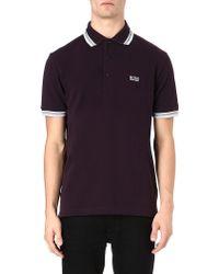 Hugo Boss Paddy Basic Logo Polo Shirt - Lyst