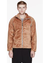 Originals x Opening Ceremony Tan Removable Sleeve Rock Climbing Jacket - Lyst