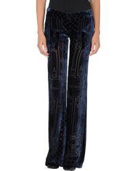Balmain Casual Pants - Lyst