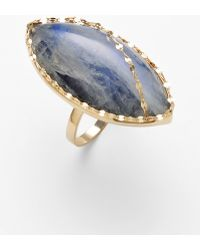 Lana Jewelry Mesmerize Mood Stone Statement Ring - Lyst