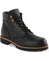 Marc New York Marcus Plain Toe Boots - Lyst