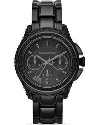 Karl Lagerfeld Karl 7 Klassic Chronograph Watch 385mm - Lyst