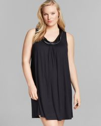 Midnight By Carole Hochman - Plus Forever and Always Short Nightgown - Lyst