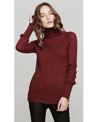 Giada Forte Turtleneck Sweater - Lyst