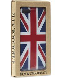Chocoolate - It Union Jack Iphone 5 Case - Lyst