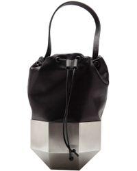 Persephoni - Drawstring Fastening Handbag - Lyst