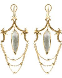 Stephen Webster Large Chandelier Earrings - Lyst