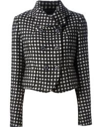 Wunderkind - Check Jacket - Lyst