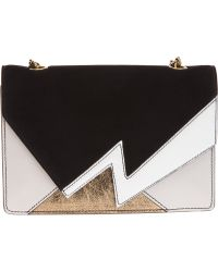 Vionnet Art Deco Style Shoulder Bag - Lyst