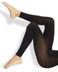 Wolford Velvet Leggings - Lyst
