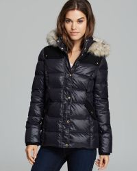 Juicy Couture - Puffer Coat - Lyst