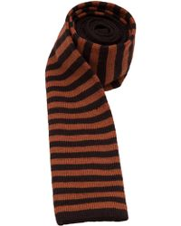 Oliver Spencer - Striped Tie - Lyst