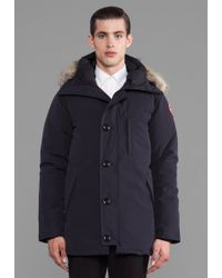 Canada Goose vest sale cheap - Canada goose Grey Down & Fur Citadel Parka in Gray for Men (grey ...