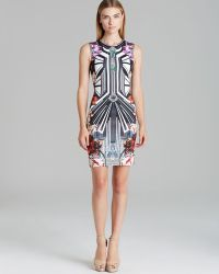 Clover Canyon Dress Deco City - Lyst