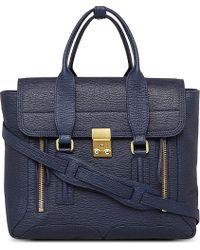 3.1 Phillip Lim Pashli Leather Satchel Bag - Lyst