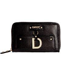 DKNY Active - Charm Medium Zip Around Purse - Lyst
