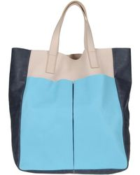 P.a.r.o.s.h. Large Leather Bag - Lyst