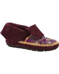 House Of Harlow 1960 Slippers / Moccasin - Mallory 3 - Lyst