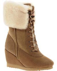 Love From Australia - Nova Ii Wedge Boots - Lyst