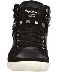 Pepe Jeans - Trainers Wedge Trainers Shoes - Lyst