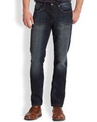 Joe's Jeans Brixton Slim Straight-Leg Jeans - Lyst
