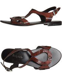 Raparo Sandals - Lyst