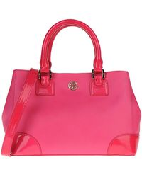 Tory Burch Medium Leather Bag - Lyst