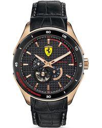 Scuderia Ferrari - Gran Premio Watch 45mm - Lyst