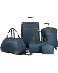 Nine West | Nine West Round Trip 5 Piece Luggage Set | Lyst