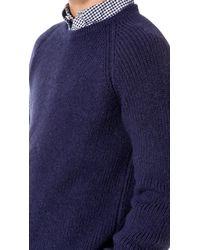 Apolis - Co-Op Alpaca Sweater - Lyst