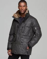 Sam. - Parker Quilted Down Coat - Lyst