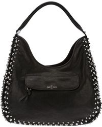 Car Shoe - Studded Tote Bag - Lyst